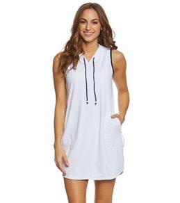 Tommy Bahama Women's Hooded Spa Dress