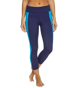 Tommy Bahama Women's Cropped Legging
