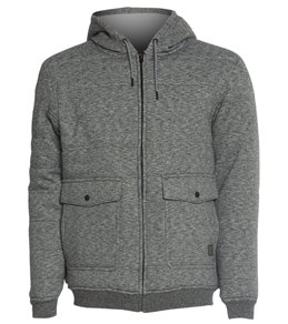 f02e8d62fb1 Rip Curl Men s Destination Sherpa Fleece Zip Hoodie