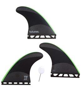 Future Fins Techflex John John 2 (Med) Thruster Fin Set