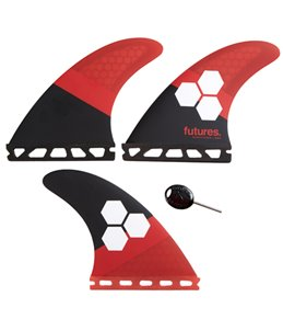 Future Fins Honeycomb AM3 Thruster Fin Set