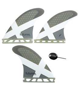 Future Fins Honeycomb WCT Thruster Set