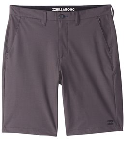Billabong Men's Crossfire Hybrid Twill Walkshort Boardshort
