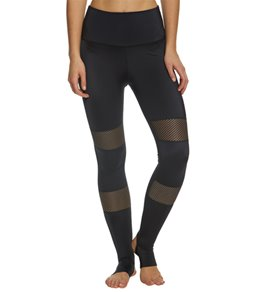 Beyond Yoga Blocked Out High Waisted Stirrup Yoga Leggings