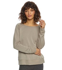 Beyond Yoga Relaxed Long Sleeve Pullover