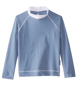 Platypus Australia Boys' Long Sleeve Rash Guard (Little Kid, Big Kid)
