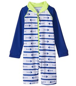 Platypus Australia Boys' Long Sleeve Sunsuit (Baby, Little Kid)