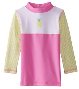 Platypus Australia Girls' Long Sleeve Sunshirt (Baby, Little Kid, Big Kid)