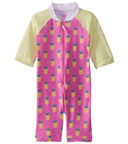 Platypus Australia Girls' Short Sleeve Sunsuit (Baby, Little Kid)