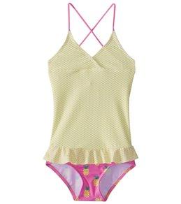 Platypus Australia Girls' Skirted Swimsuit (Baby, Little Kid, Big Kid)