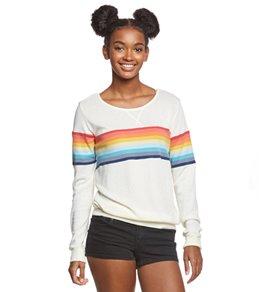 Rip Curl Women's Paradise Fleece Crew Sweater