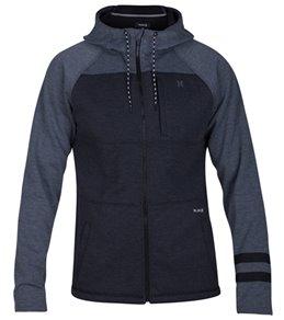 Hurley Men's Therma Protect Plus Zip Fleece Hoodie