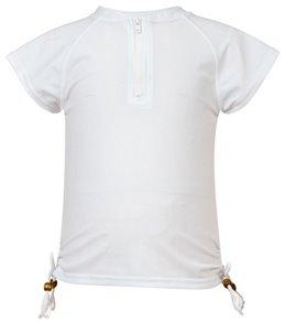 Snapper Rock Girls  Short Sleeve Rash Guard Top (Toddler 316409245