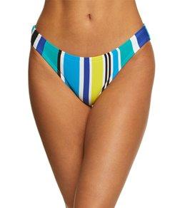 Nautica Coastline Stripe Core Bikini Bottom