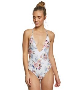 Billabong Float On By One Piece Swimsuit