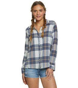 Roxy Heavy Feelings Flannel