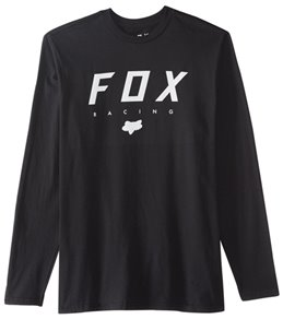 FOX Men's Creative Long Sleeve Basic Tee