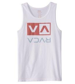 RVCA Men's Flip Box Tank Top