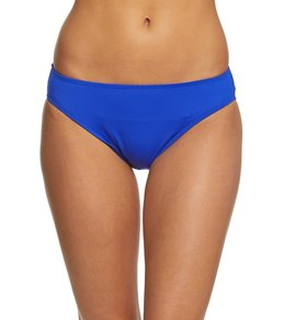 dad22505d5ac6 Lauren Ralph Lauren Beach Club Solid Hipster Bikini Bottom
