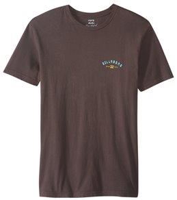 Billabong Men's Single Fin Short Sleeve Tee Shirt