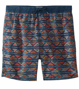 99437ca373 Billabong Men's Sundays Layback Swim Trunk