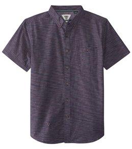 Vissla Men's Distortion Short Sleeve Shirt