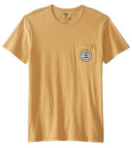 Vissla Men's Good Cat Short Sleeve Tee