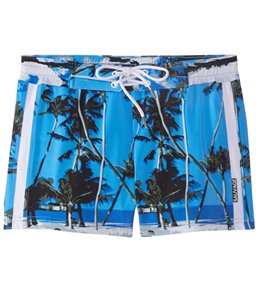 Sauvage Caribbean Blue Swim Trunks