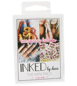 Inked by Dani Mini Temporary Swim Tattoo Pack