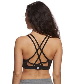 Threads for Thought Lotus Yoga Sports Bra