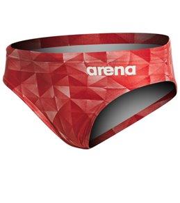 Arena Boys' Origami MaxLife Brief Swimsuit