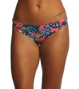 Roxy Women's Salty Roxy Surfer Bikini Bottom