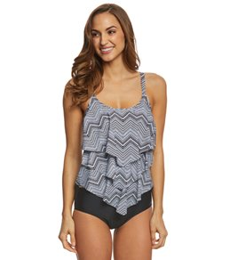 Ceeb Tribal Affair One Piece Swimsuit
