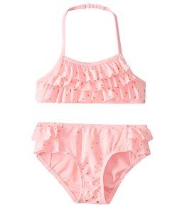 a7c1023dec82f Hula Star Girls' Twinkle Star Two Piece Bikini (Toddler, ...
