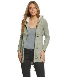 Rip Curl Women's Penny Longline Fleece Jacket