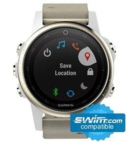 Garmin fenix 5S Sapphire Multi-Sport GPS Watch