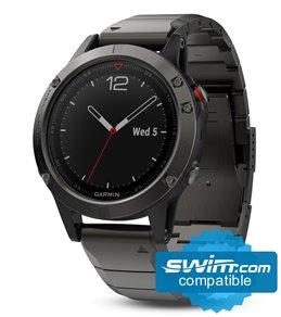 Garmin fenix 5 Sapphire Multi-Sport GPS Watch