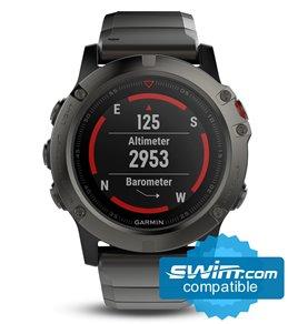 Garmin fenix 5x Sapphire Multi-Sport GPS Watch