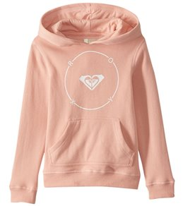 Roxy Girls' Moon is the Light Long Sleeve Fleece Hoodie (Big Kid)