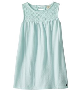 Roxy Girls' Single Soul Solid Tank Dress (Toddler, Little Kid, Big Kid)