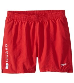 Speedo Men's Lifeguard Guard 16 Volley Short