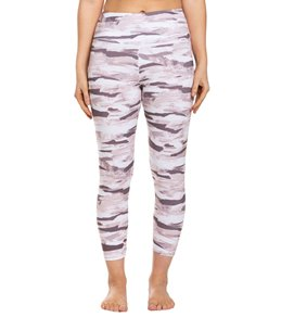 02f14d432db87 Balance Collection Printed High Waisted Yoga Capris