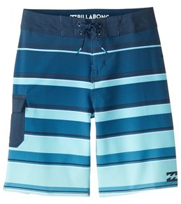 Billabong Boys' All Day X Stripe Boardshort (Big Kid)
