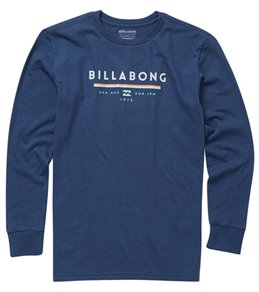 Billabong Boys' Unity Long Sleeve Tee Shirt (Big Kid)