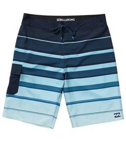 Billabong Boys' All Day X Stripe Boardshort (Toddler, Little Kid)