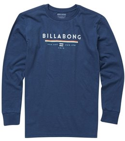Billabong Boys' Unity Long Sleeve Tee Shirt (Toddler, Little Kid)