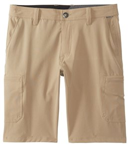 Volcom Men's SNT Dry Cargo 21 Short
