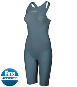 Arena Women's Powerskin R-Evo One Open Back SL Tech Suit Swimsuit