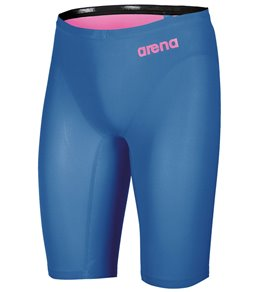 아레나 맨 강습용 5부 수영복 Arena Mens Powerskin R-Evo One Jammer Tech Suit Swimsuit