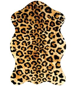 Round Towel Company The Longboarding Leopard Towel
